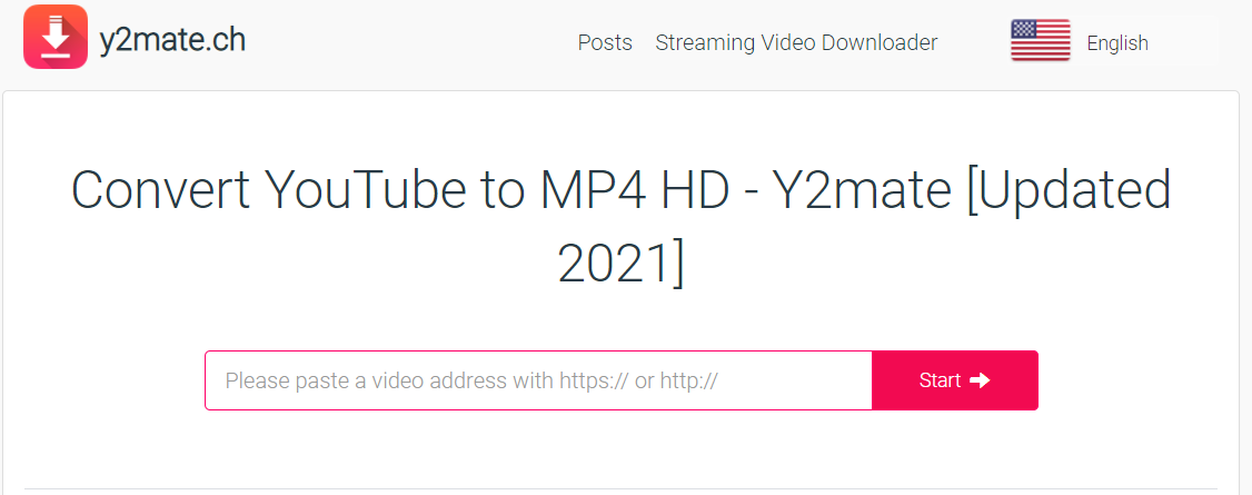 YT to MP4 HD 1080P